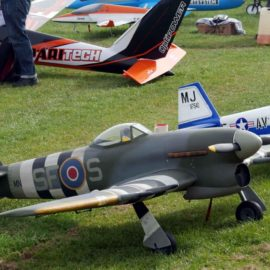 Headcorn Model Show 2018 – The Planes