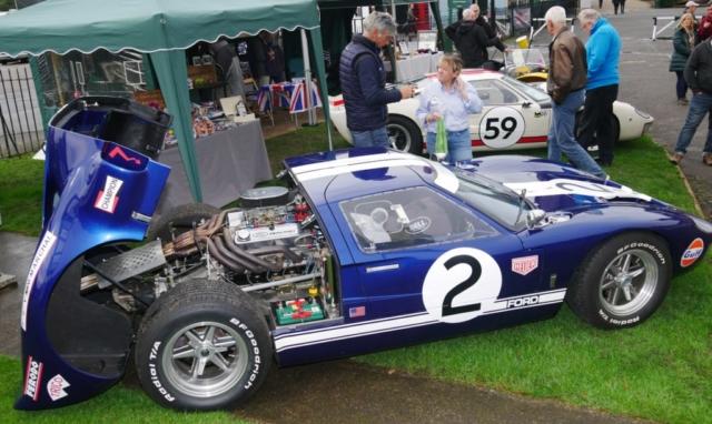 A pristine GT40