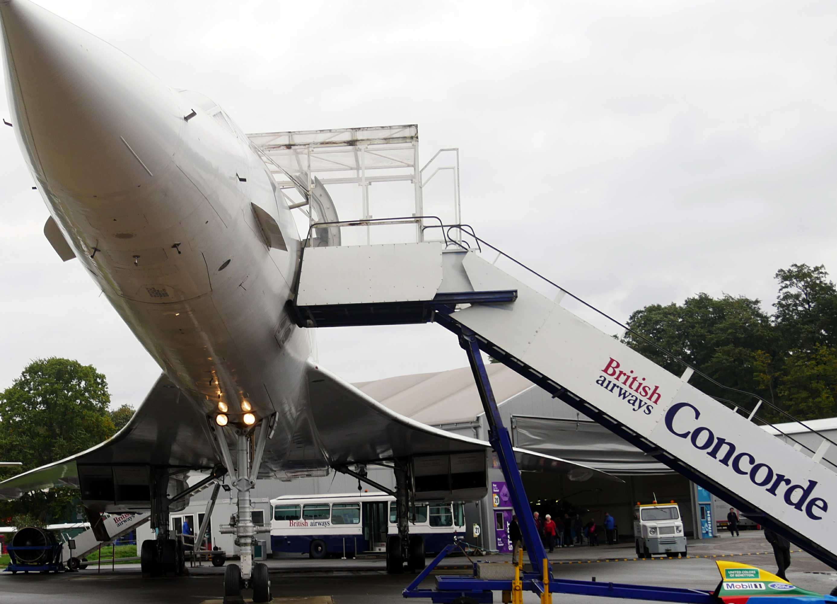 An image of Concorde