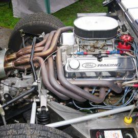 Brroklands motor sport day 2019